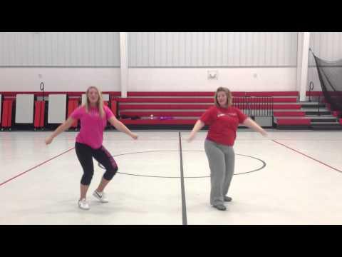 Morrisonville High School Tryouts Sideline 2013