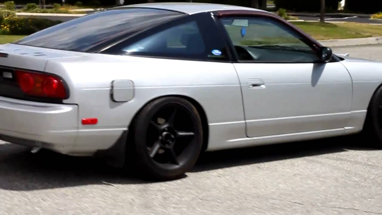 1990 240sx With Sr20det Youtube