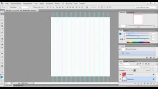 Макет сайта в Photoshop  Урок 1 Начало разметки