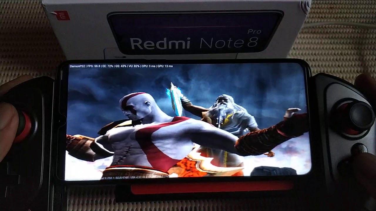 Download Redmi Note 8 Pro God Of War 2   Demon PS2 Pro V 2.5.1