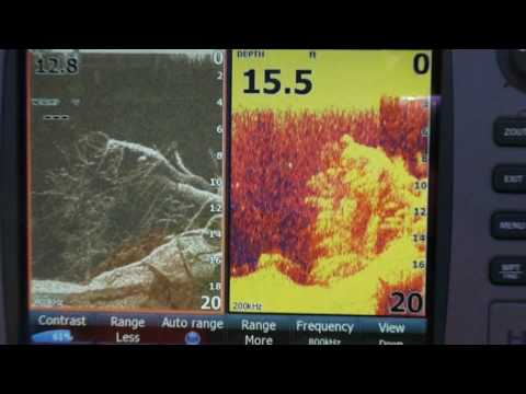 Lowrance Structure Scan Youtube