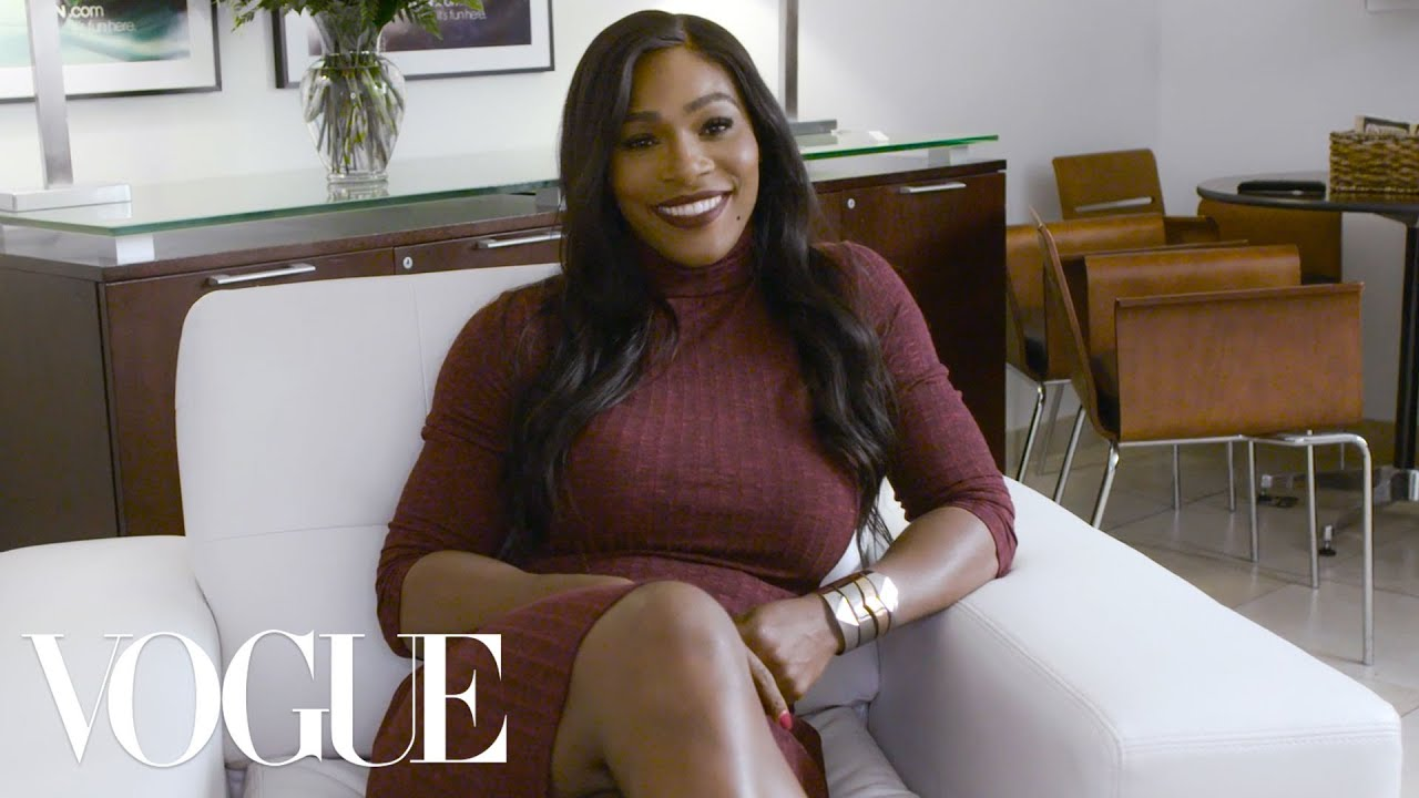 Serena Williams reveals 73 random facts about herself in