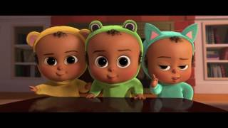 "The boss baby movie clip ""mortal enemy"" - 2017 dreamworks animation"