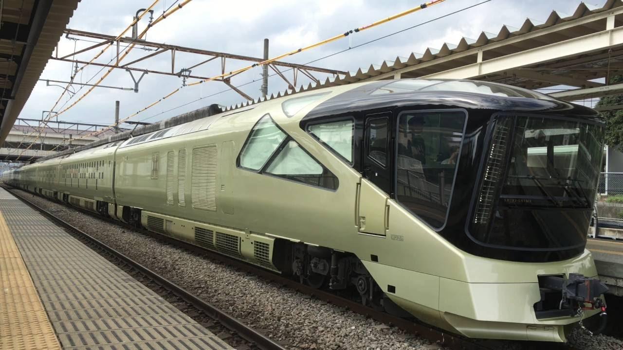 【JR】試9914M E001系(TRAIN SUITE 四季島)『中央本線試運転』塩山発車 ...