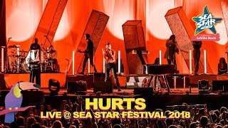 Hurts Ready To Go Live @ Sea Star Festival 2018