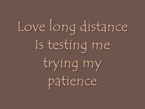 The Gossip - Love Long Distance (Lyrics)