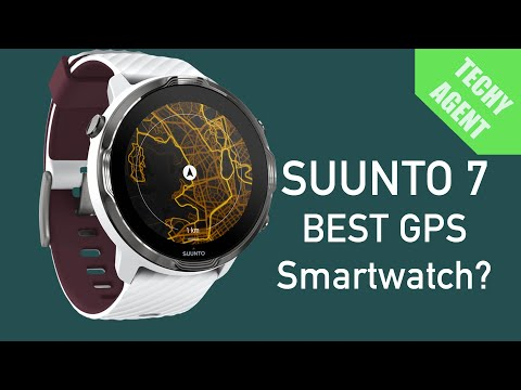 SUUNTO 7 Review - Best Android Wear Watch?!