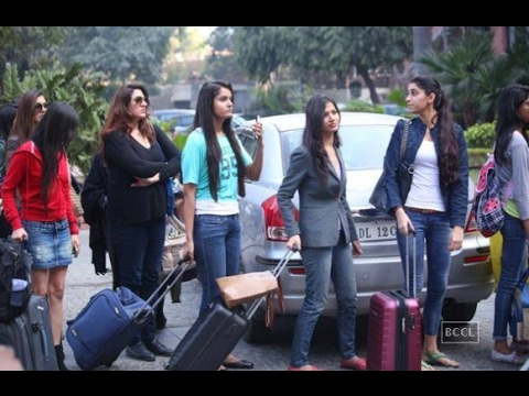 fbb Femina Miss India 2016 - Delhi Auditions - Episode 2