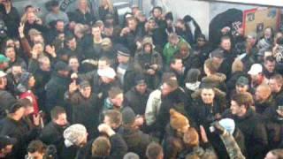 feyenoord - 020 legioenzaal Rotterdam Hooligans