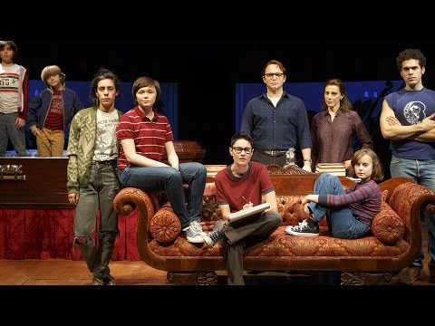"Alison Bechdel's ""Fun Home"": The Coming-Out Memoir That Became a Hit Broadway Musical"