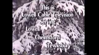 NewsCenter 6 in Lowell, Chelmsford, Tewksbury on Snow Patrol March 1994