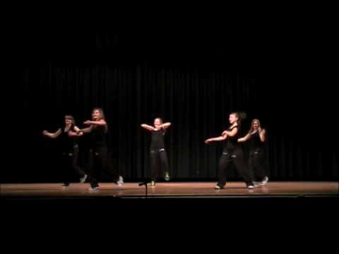 Talent Show Hip Hop Dance