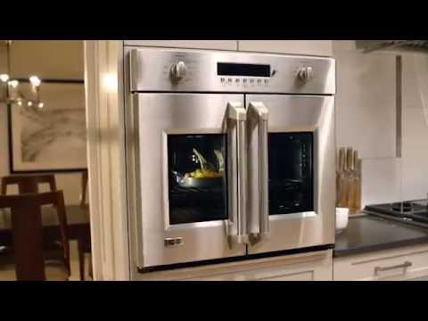 Thoughtful Details | Monogramu0027s French Door Wall Oven   YouTube