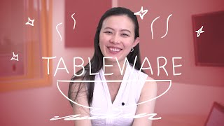 Weekly Chinese Words with Yinru - Tableware