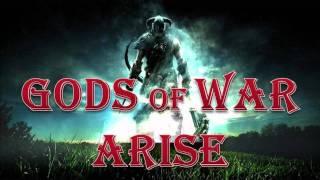 Skyrim Gods Of War Arise Music Video