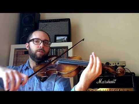 Violin 3 - La Malagueña
