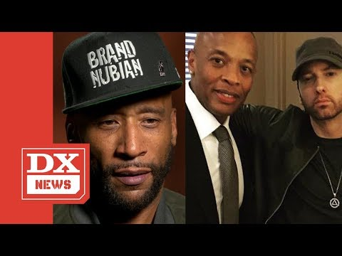 Lord Jamar Says Eminem Offered His Daughter Hailie Up To Dr Dre In New 2019