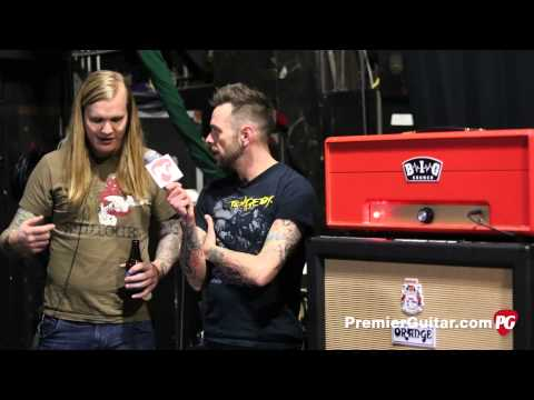 Rig Rundown - The Sword's Kyle Shutt & J.D. Cronise