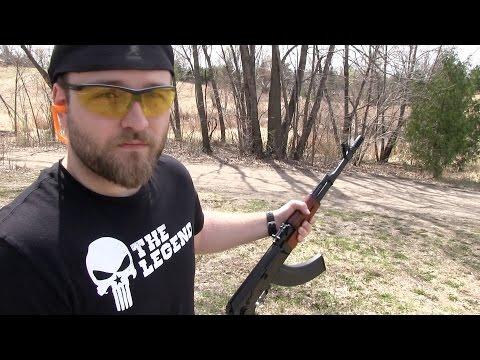 DDI AK-47 Milled Underfolder - A Unique Rifle