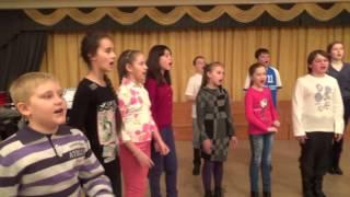 Народный вокал. Урок преподавателя Дороховой Е.М.
