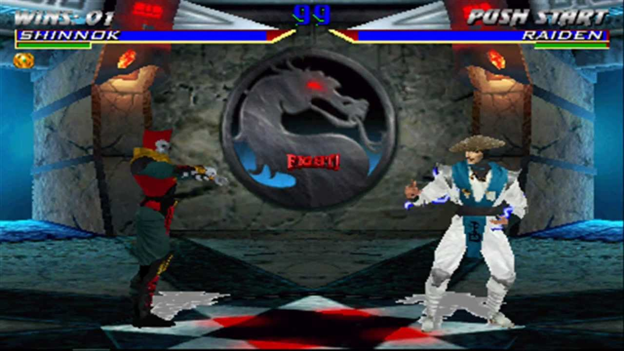 mortal kombat 4 pc windows 10
