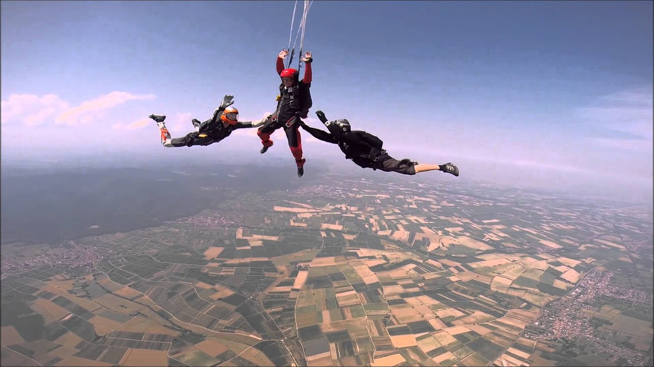 saut en parachute wissembourg