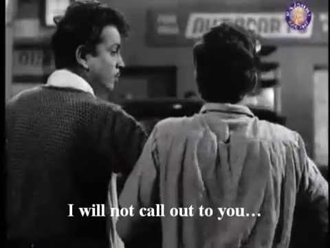 'chahoonga Main Tujhe Saanj Savere'  Movie: Dosti1964 English Subtitles