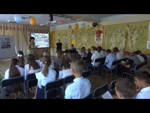 Галина Демкина исполняет песню «Дорогою добра»