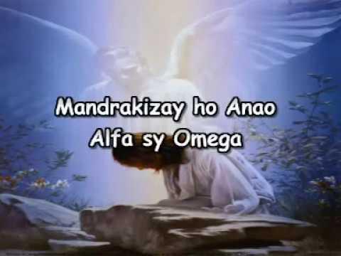 Alfa Sy Omega (KARAOKE)