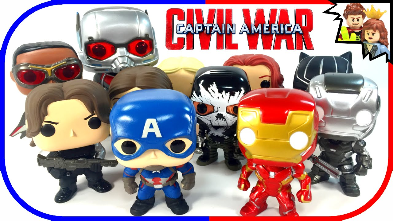 Funko Pop Marvel 2016, Toy New Cap America 3 Agent 13