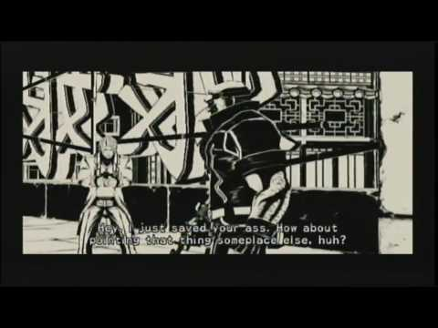 MadWorld - Cutscene: History of DeathWatch