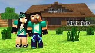 Minecraft - VIDA REAL - #18 A CASA NOVA!! - Comes Alive Mod