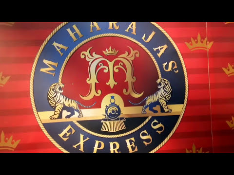 Maharajas' Express embarks on its maiden journey of season