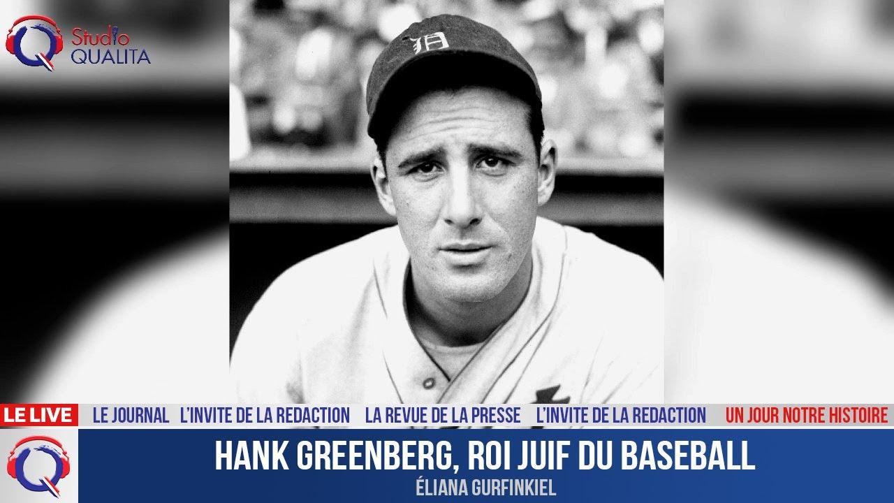Hank Greenberg, roi juif du baseball - Un jour notre Histoire du 28 avril