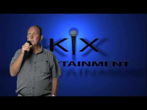 CHARLES WRIGHT ( HELLO DARLING) KIX ENTERTAINMENT (CROSSROADS INN 42) KARAOKE
