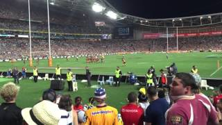 Golden point win Cowboys nrl 2015 grand final