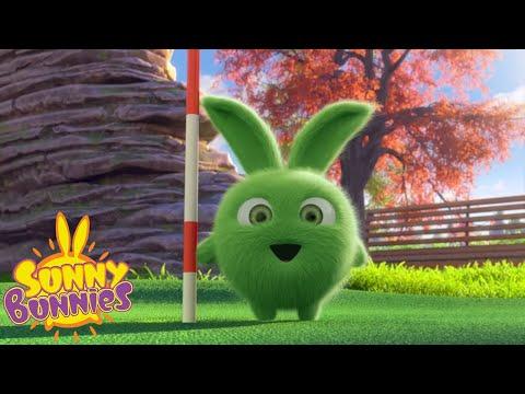 Cartoons for Children | Sunny Bunnies GOLDEN GOLF CLUB | NEW SEASON 2 | Funny Cartoons For Children