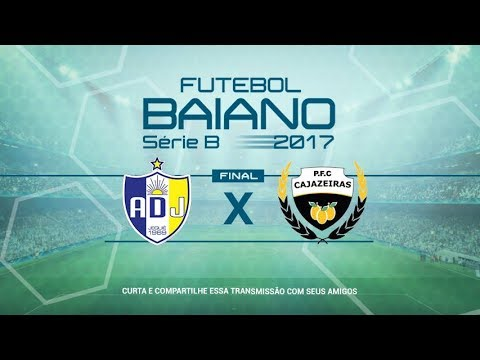 Jequié x PFC Cajazeiras - Campeonato Baiano 2017 Série B