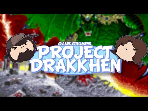 Project Drakkhen - Game Grumps Animated Collaboration
