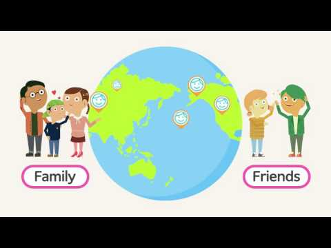 Family Locator, phone tracker - iSharing
