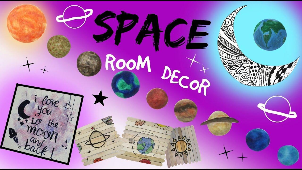 diy galaxy room decor a and o decor