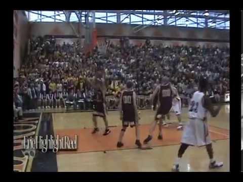 Terrell Pryor High School Playoff Basketball Highlights Against North East