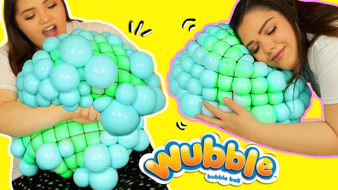 Diy Giant Mesh Slime Stress Ball! Super Cool Giant Stress Ball! Karina  Garcia
