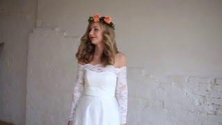 """Свадебное платье  """"Сладкая лоза"""" от Tavifa Wedding Fashion"""