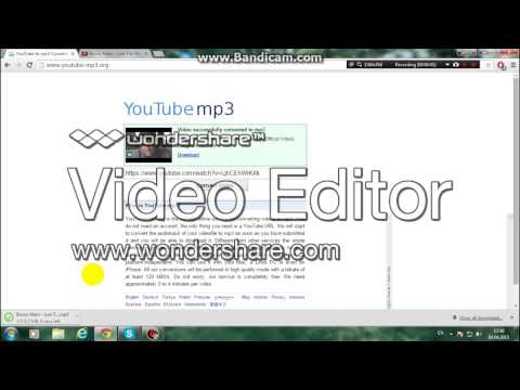 How to download music(mp3) from youtube(online)