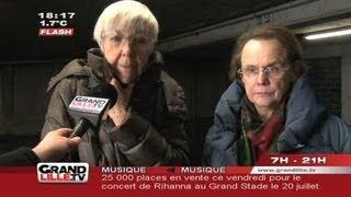 Inondation à Lille Fives - Témoignages