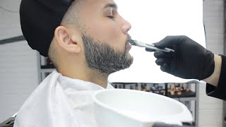 Камуфляж бороды от Стилиста Владислава Широкова