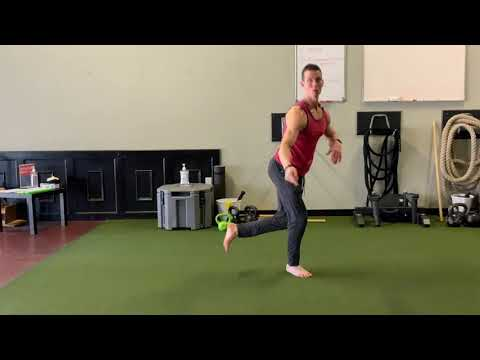 Age Proofing with Fall Prevention Movements