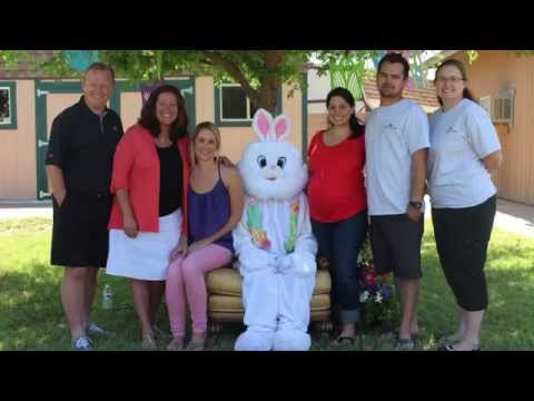Easter with Kids4Kids and Your Phoenix Home Source 2014