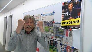 Johan doet ultieme oproep: STEM GENEE! - VOETBAL INSIDE